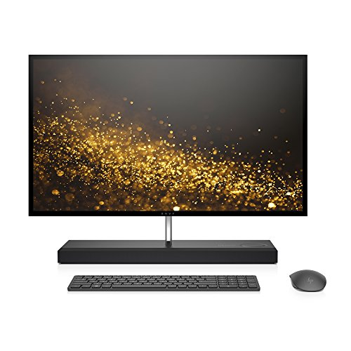 HP ENVY 27-inch All-in-One Computer, Intel Core i7-7700T, NVIDIA GeForce GTX 950M, 16GB RAM,...