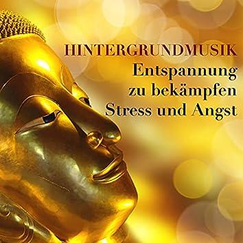 Hintergrundmusik für Entspannung zu bekämpfen Stress und Angst