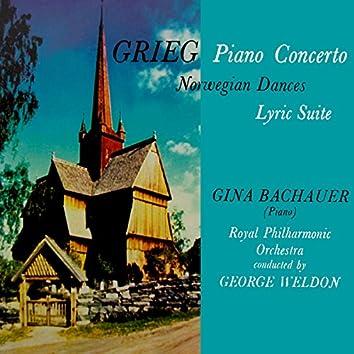 Grieg: Piano Concertos