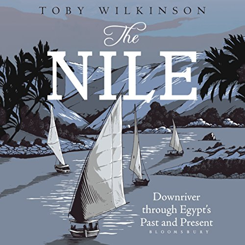 The Nile audiobook cover art