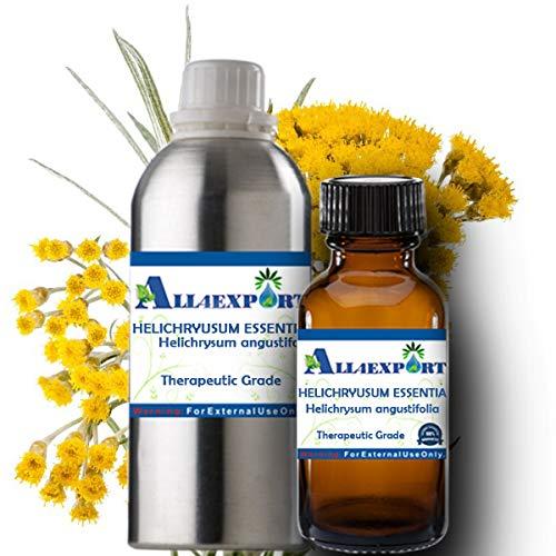 Great Price! Essential Oil Pure Helichrysum Italicum Everlasting Natural 160 ML