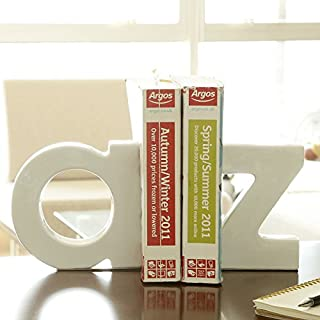 Best alphabet letter bookends Reviews
