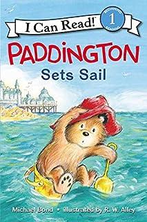 Paddington Sets Sail (I Can Read)