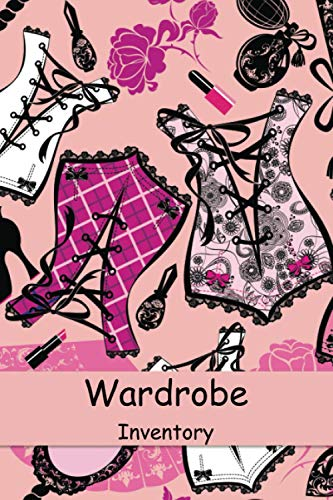 Wardrobe Inventory: Wardrobe Inventory Organiser : Manage & Help You To Keep , Coordinate Clothes In Your Bedroom Closet.