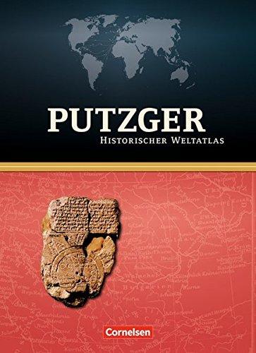 Putzger - Historischer Weltatlas - (104. Auflage): Erweiterte Ausgabe: Atlas mit Register