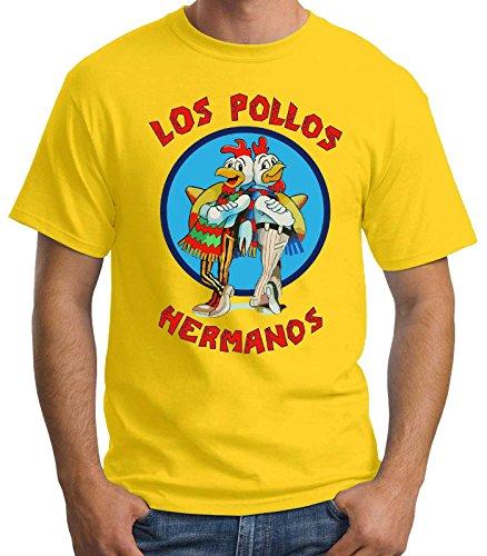 Desconocido 35mm - Camiseta Hombre Los...