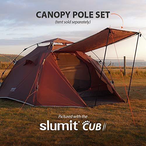 Slumit Canopy Pole Set