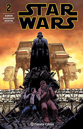 Star Wars - Número 2 (Cómics Marvel Star Wars) de Jason Aaron (28 abr 2015) Tapa blanda