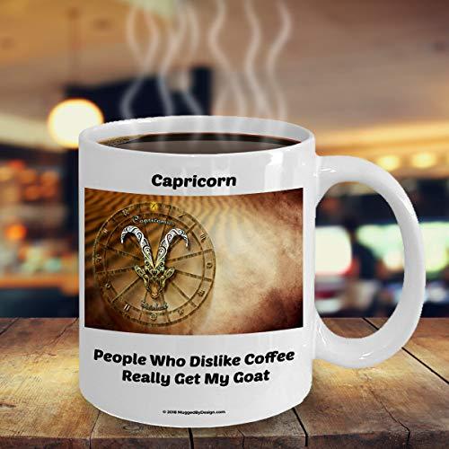 ArthuereBack Steinbock-geiten-grappige dierencirkel-sterrenbeeld-koffiemok A2 groot verjaardagscadeau voor koffieliefhebbers geboren op 22 december 19 januari