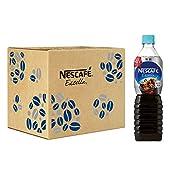 【Amazon.co.jp限定】 ネスカフェ エクセラ ボトルコーヒー 無糖 900ml ×12本