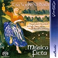 Esa Noche Yo Ba?l?: Feast and Devotion in High Peru of the 17th Century by Various Artists (2006-08-22)