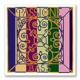 CUERDA CONTRABAJO - Pirastro (Passione 349420) (Acero Aluminio) 4ª Medium Bass 3/4 E (Mi)