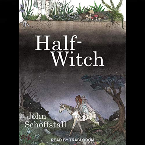 Half-Witch audiobook cover art