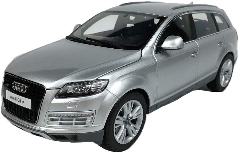 Maisto MoMo 1 18 Audi Q7 Audi Q7 SUV Modell Metalllegierung Sport Auto Modell Simulation Ornamente Erwachsene Spielzeug (Farbe   Silber) B07Q6NG1KK Wir haben von unseren Kunden Lob erhalten.  | Grüne, neue Technologie