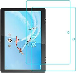 YGoal Skärmskydd för Lenovo Tab M10 FHD Rel, [2-pack] 9H hårdhet, reptålig, inga bubblor och högdefinition premium härdat ...