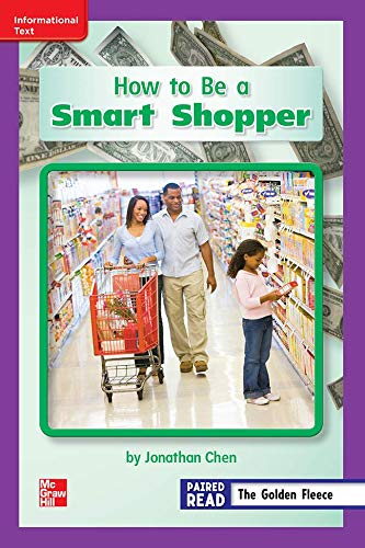 Reading Wonders Leveled Reader How to Be a Smart Shopper: Ell Unit 6 Week 4 Grade 2 (Elementary Core Reading)
