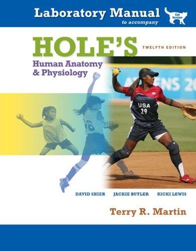 Laboratory Manual to Accompany Hole's Human Anatomy &...