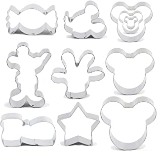 cookie cutters disney characters