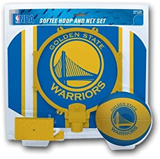 NBA Golden State Warriors Slam Dunk Softee Hoop Set