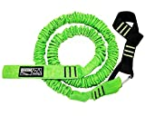 Biking Buddy MTB Tow Rope for Bicycle | Strong and Durable Kids Tow Strap for Long Cycling Adventures | Mountain Bike Tow Bar Bungee Pull Behind | Compatible with All Bikes