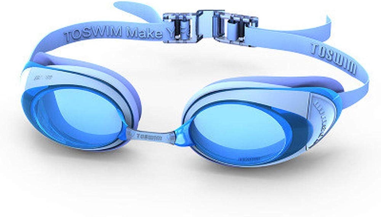 SONGYANG Brille Schwimmbrille Schwimmbrille Anti-Fog und Anti-uv Schwimmen