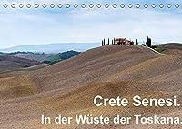 Crete Senesi. In der Wueste der Toskana. (Tischkalender 2022 DIN A5 quer): Toskana: Podere und Landschaften der Crete Senesi. (Monatskalender, 14 Seiten )