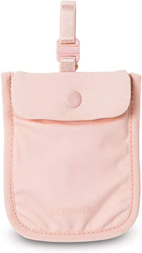 Pacsafe Coversafe S25 Secret Bra Pouch Pink