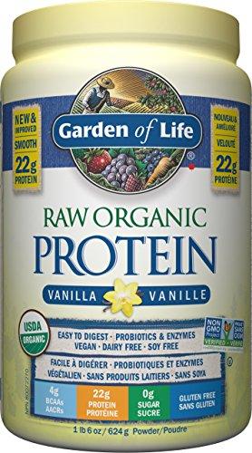 Garden Of Life Raw Organic Protein Vanilla 624g