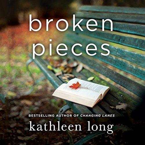 Broken Pieces audiobook cover art