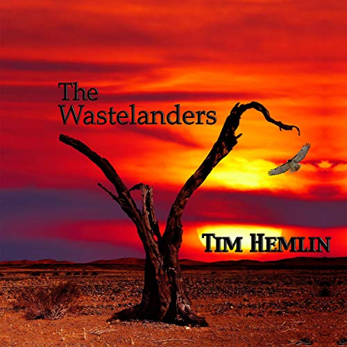 The Wastelanders audiobook cover art