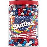 Skittles America Mix, 54 oz - 1 Tub - PACK OF 2