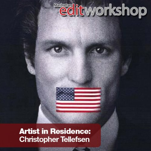 Another Evening with Film Editor Christopher Tellefsen audiobook cover art