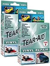 TEAR-AID Vinyl Repair Kit, Green Box Type B (2 Pack)