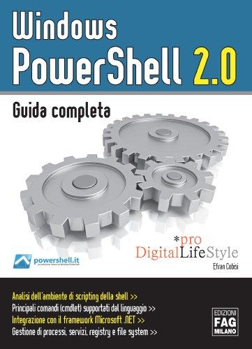 Windows PowerShell 2.0 (Pro DigitalLifeStyle)