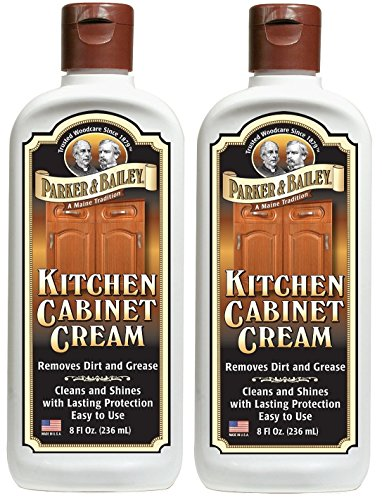 Parker & Bailey Kitchen Cabinet Cream 8oz, 2 Pack