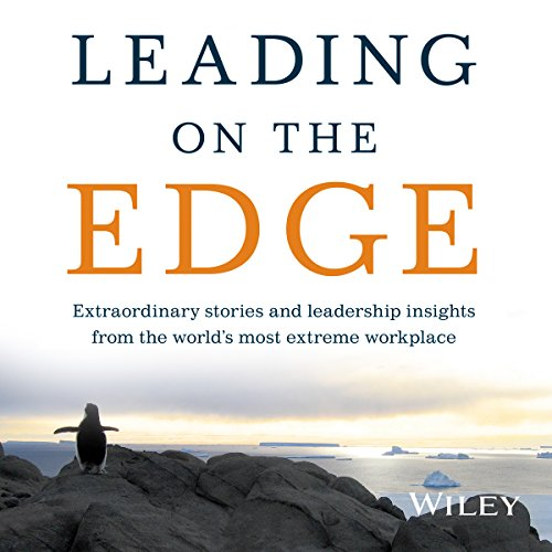 Leading on the Edge cover art