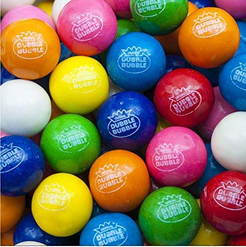 DUBBLE BUBBLE 850 Direct sale of manufacturer CT GUMBALLS FLAVORS 8 ORIGINAL ASSORTED All items in the store BRAND