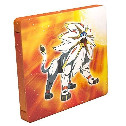 Pokémon Sol - Edición Limitada + Steelbook: Amazon.es: Videojuegos