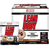 Labrada Carb Watchers Lean Body Hi-Protein Meal Replacement Shake, Chocolate Ice Cream, 2.29 Ounce (Pack of 42)