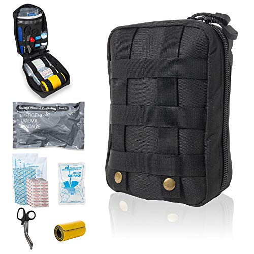 Delta Provision Tactical IFAK - Survival Trauma Medical Kit