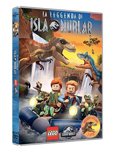 Lego Jurassic World: Isla Nublar