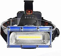 Hoofd Torch Led Hoofd Lamp Licht USB Oplaadbare Hoogtepunt Koplamp Waterdichte 3 Modi Camping Vissen Running Koplamp