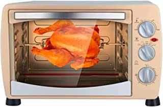 Horno tostador de sobre encimera de convección extra ancho, horno de 30 litros, incluye bandeja para hornear, rejilla para asar y rejilla para tostar, temporizador de 60 minutos, control de temperat