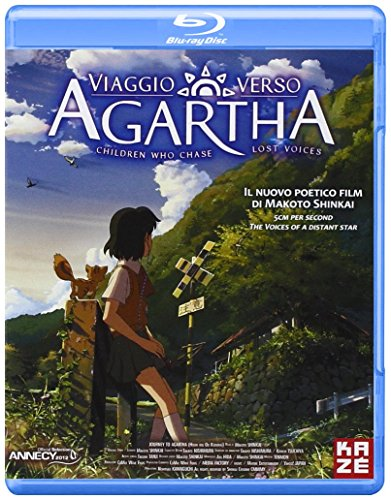 Il Viaggio Verso Agartha-Children Who Chase Lost Voices from Deep Below [Blu-Ray] [Import]
