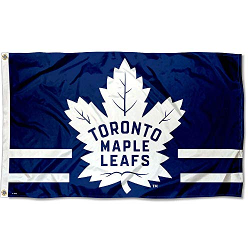 WinCraft Toronto Maple Leafs 31 Point Leaf Flag and Banner