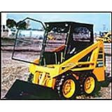 All Weather Enclosure Replacement Door Skid Steer Loaders 332 342 345 442 445 552 Mustang 2060 2022 911 445...