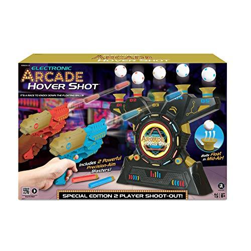 Electronic Arcade Hover Shot - 2 Player Shootout!