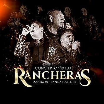 Concierto Virtual Rancheras