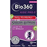 Bio360 Kidz Pro-5 (5 Billion Bacteria)|from Natures Aid|Children's...