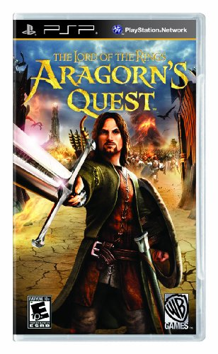 Lord of the Rings: Aragorn s Quest - Sony PSP